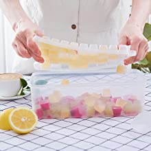 removable ice cube trays