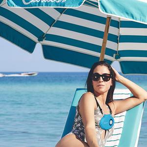 portable fan for beach
