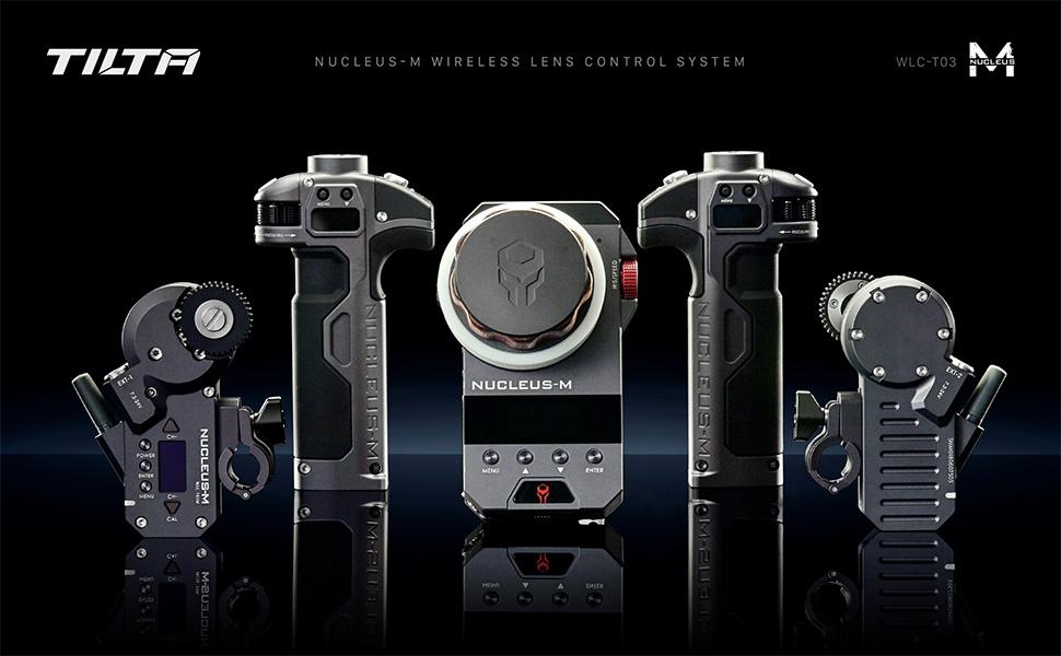 Nucleus-M Wireless Lens Control System WLC-T03