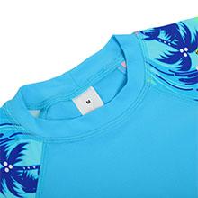 round neck rash guard shirt