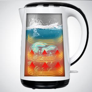 fast boil kettle