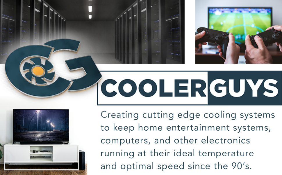 Coolerguys brand information