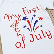 baby boy clothes baby girl clothes independence day 4th of july baby outfits
