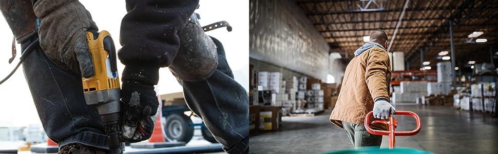 Men's Braddock Low Soft Toe Work Boot