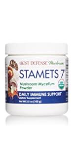 Stamets 7 Powder