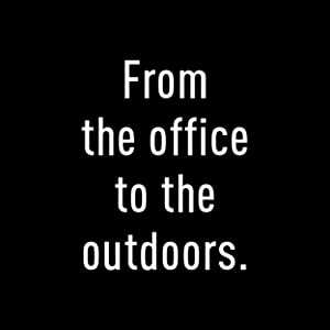 From the office to the outdoors