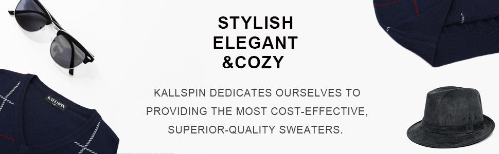 kallspin plaid vest sleeveless pullover sweater