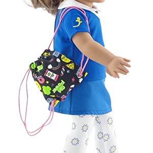 Photo of Accessory Back Pack for Daisy Activity Bundle Set