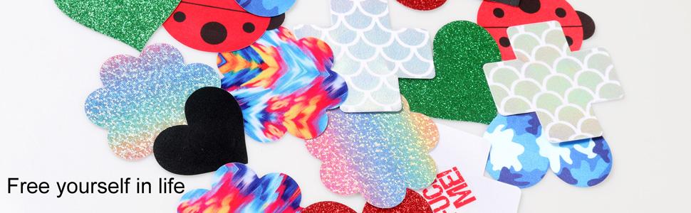 multi colors