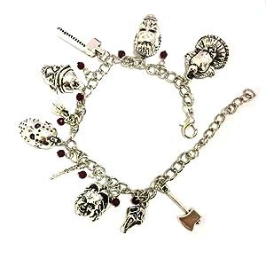 chunky child charm bracelet