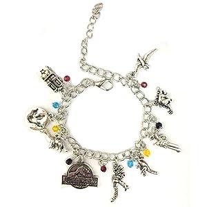 Jurassic charm Bracelet