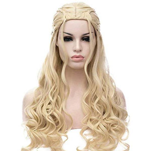 Dragon mother wig
