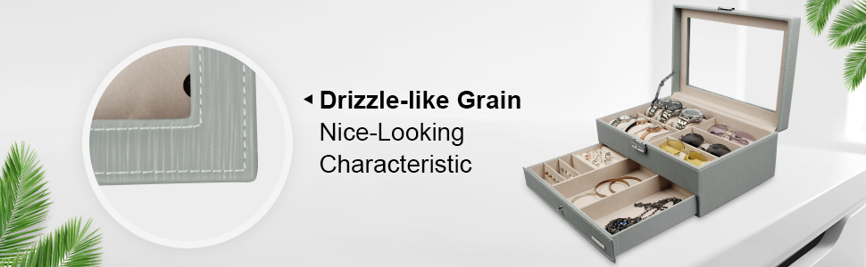 Drizzle-like Grain