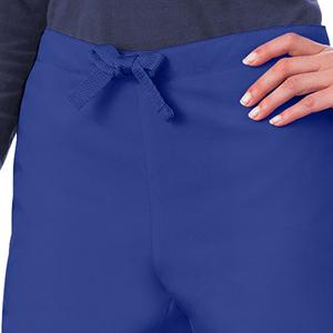 White Swan Fundamentals 14712 Women's Scrub Pant Drawstring Medical Healthcare Uniforms Fashion