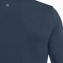 Close-up of smooth soft finish fabric of the Barco One 0305 Men's Seamless Scrub Tee