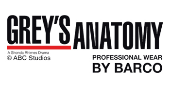 Barco Grey's Anatomy Scrubs Medical Healthcare Uniforms Fashion Polyester Rayon