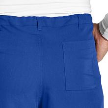 Single back pocket close-up on Barco Grey's Anatomy 0203 Men's Cargo Scrub Pant
