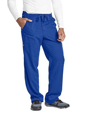 Barco Grey's Anatomy 0203 Men's Scrub Cargo Pant with 6 pockets and a zip fly