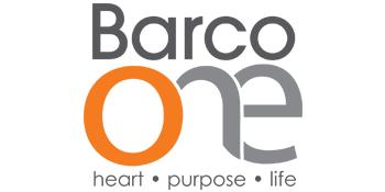 Barco One Scrubs Logo