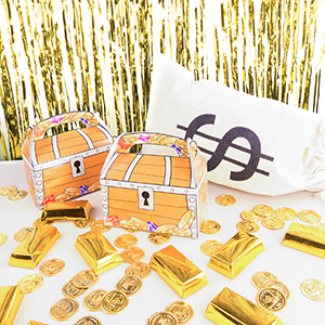 Gift Candy Box Bulk, Ribbon Party Favor Box, Small Candy Box Bulk,  Candy Boxes Gold Gift Boxes