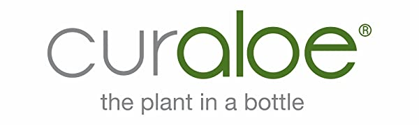Curaloe Aloe Vera Natural Organic Gel Lotion Juice Pure Water Drink Oil Alo Herbal Liquid Body Skin