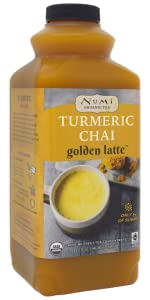 turmeric chai concentrate golden latte golden milk curcuminoids recovery nourishment herbal