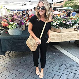 off the shoulder rompers for women, long pants rompers for women, dress romper for women