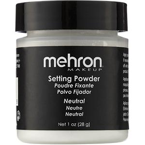Mehron Makeup Setting Powder Neutral
