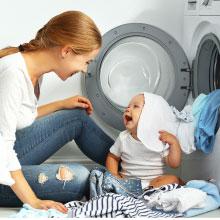 BABY ECOLOGICAL WASHING