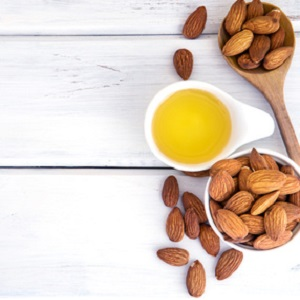 sweet almond oil