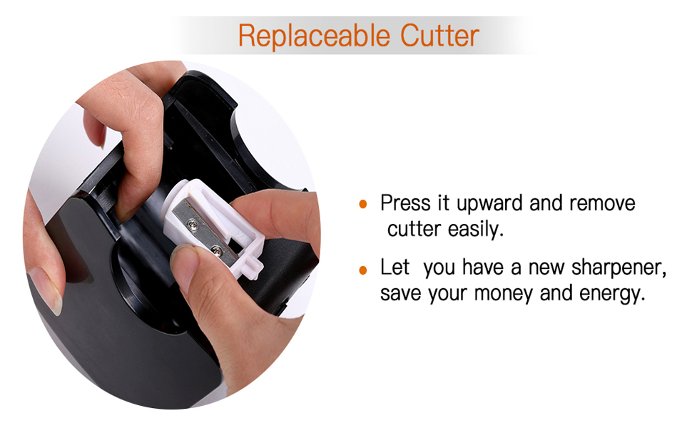Replaceable Cutter