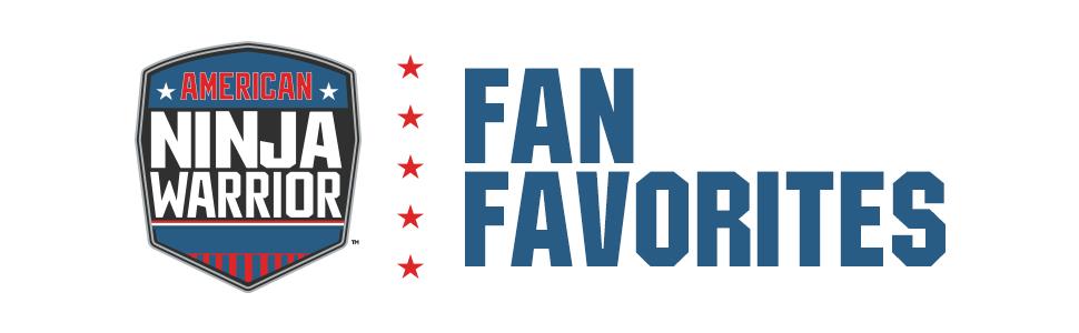 American Ninja Warrior Fan Favorites