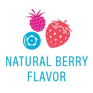 Berry lactation drink
