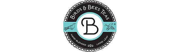 Birds & Bees Teas Hand blended Loose Leaf tea denver colorado