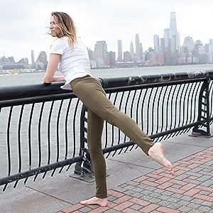 Leveret, leggings, women's leggings, yoga pants, yoga leggings, workout pants