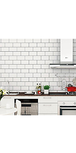 removable wallpaper self adhesive contact paper stick and peel wall sticker waterproof wallcoverings
