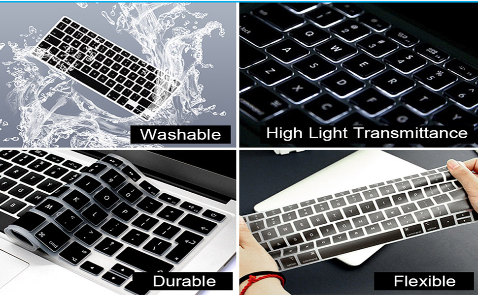 flexible keyboard cover