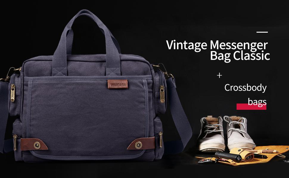 XINCADA Messenger Bag