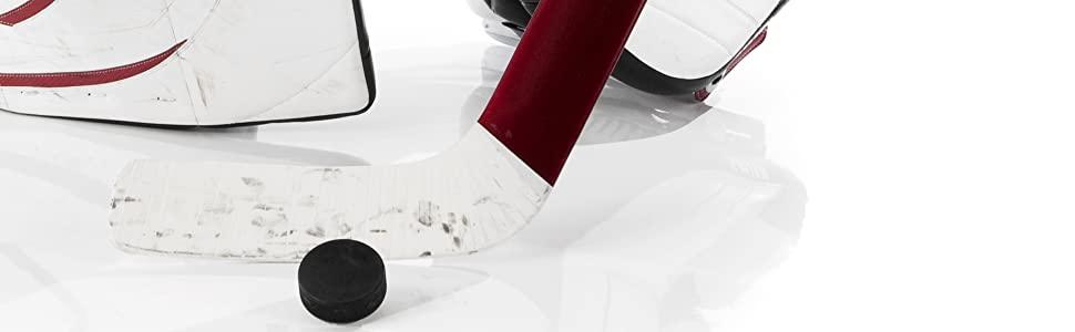 ice skates, hockey stick, hockey socks, nike dri-fit, Bauer skates, CCM skates, junior hockey