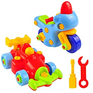 2 Pack Toy Set