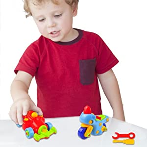 Montessori Learning Toy for Tiny Tikes