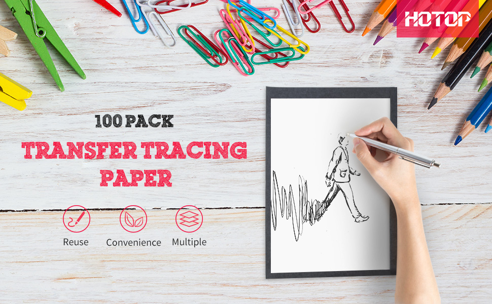 Transfer Tracing Paper
