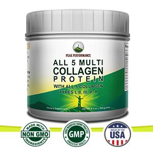 all 5 multi collagen bone broth