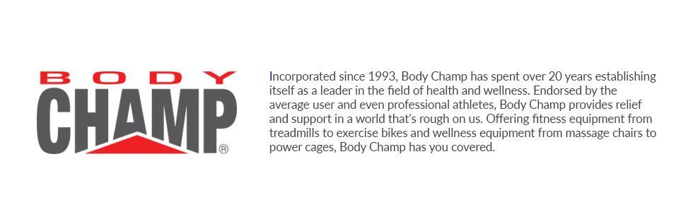 Body Champ VKR Power Tower