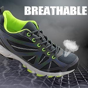 Men breathable shoes