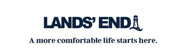 Lands' End Women's Cotton Tank Top