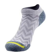 running socks athletic socks women wen unisex bamboo fiber seamless toe breathable ankle socks soft