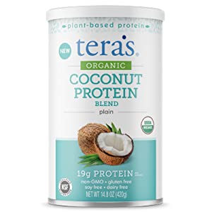 coconut plain organic