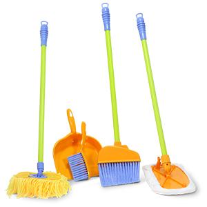 housekeeping set