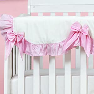 crib rail cover breathable guard cover teeth cover crib bumper pads crib sets for girls